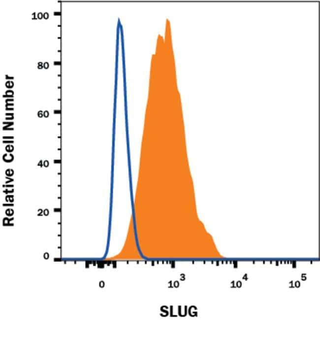 Slug, Mouse anti-Human, Clone: 666633, R:Antibodies:Primary Antibodies