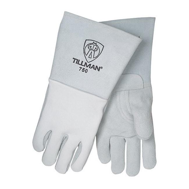 R3 SafetyTillman Premium Elkskin Stick Welders Gloves Large:Personal Protective