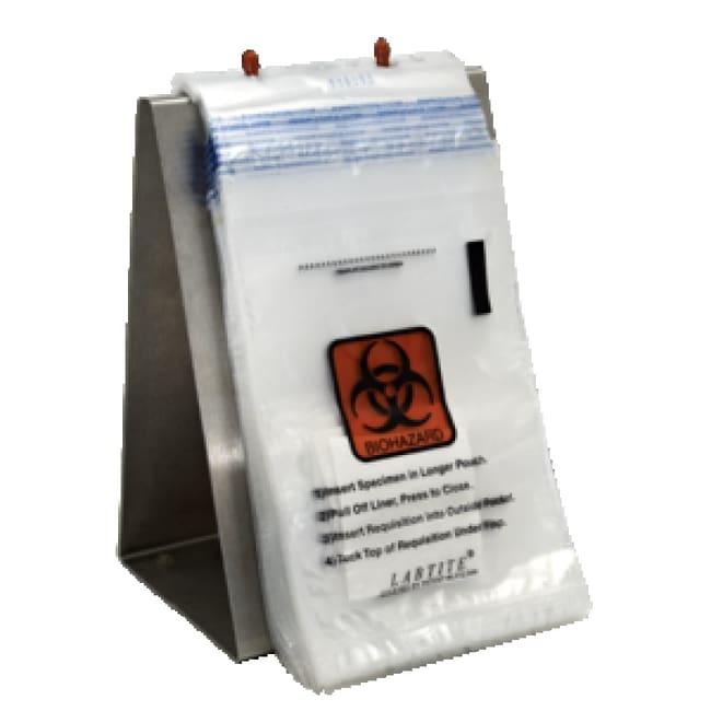RD PlasticsLABTITE Tranport Bag:Facility Safety and Maintenance:Waste Disposal