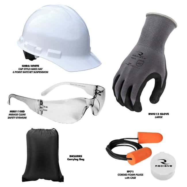 RadiansEconomy Starter Kit:Personal Protective Equipment:Personal Protective