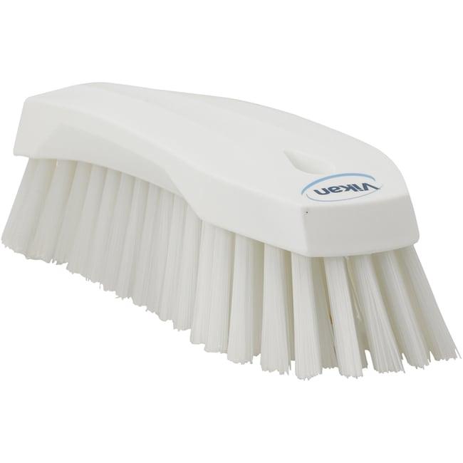 Remco Vikan Stiff Hand Scrub Brush:Gloves, Glasses and Safety:Facility