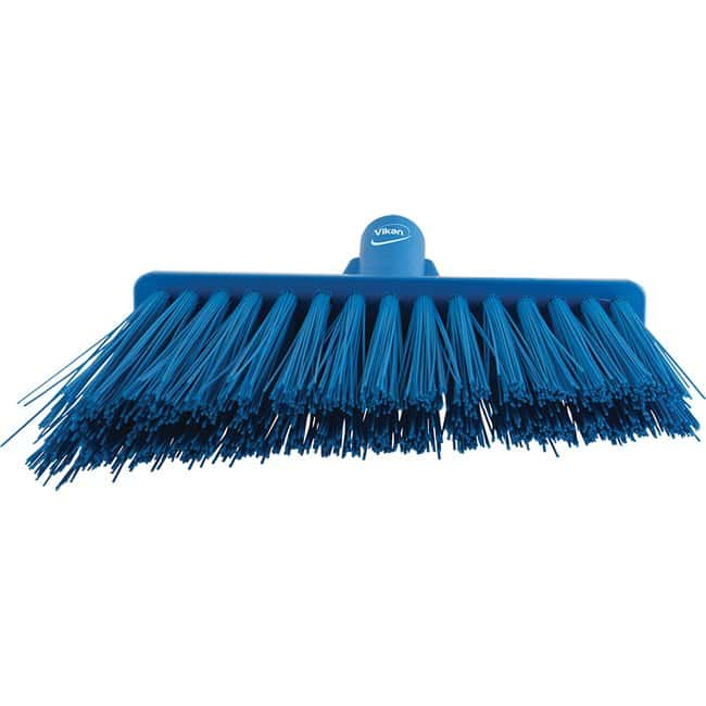 Remco Vikan Angle-Cut Broom Blue; 12 in. L:Gloves, Glasses and Safety