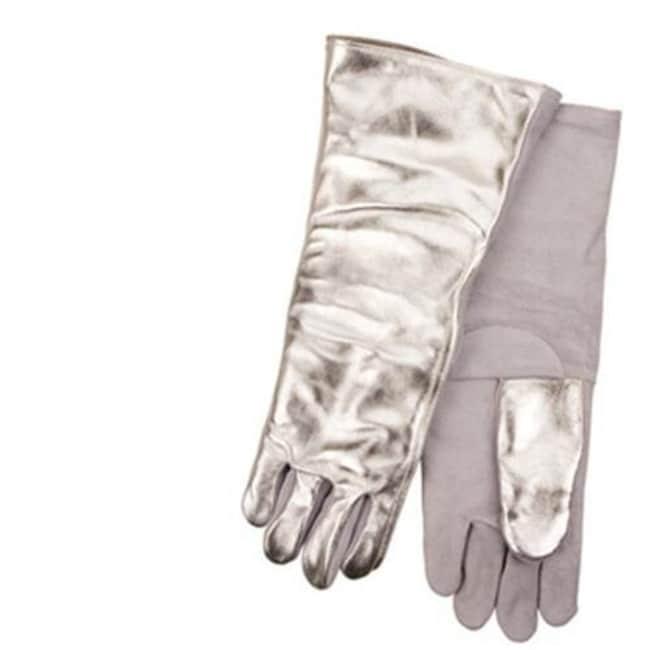 Black Stallion Aluminized-Back Glove Aluminized Back Gloves:Gloves, Glasses