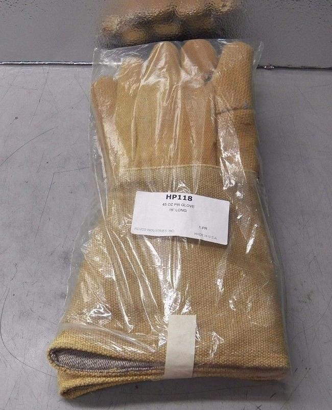 Black Stallion 45 oz. Heavy Duty PBI Glove Length: 18 in.:Gloves, Glasses