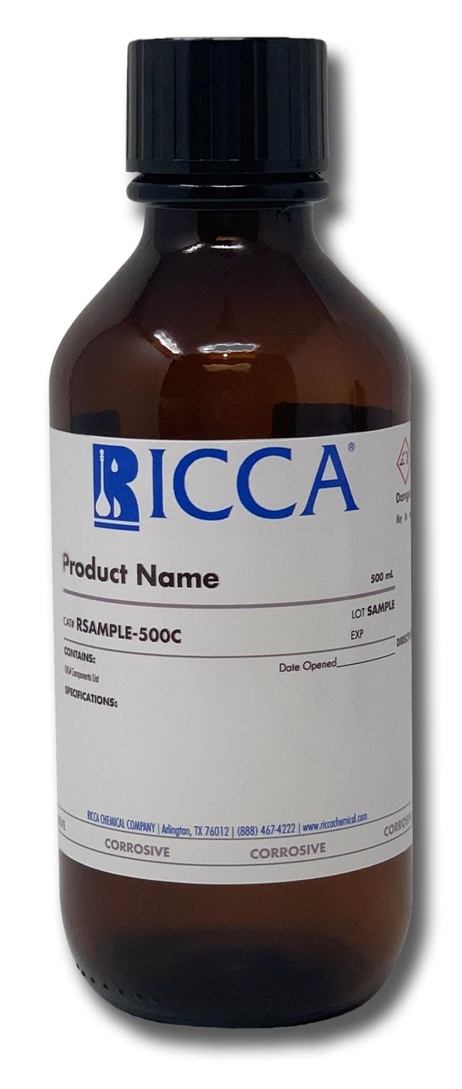 Nitric Acid, 20% (v/v) Aqueous Solution, Ricca Chemical