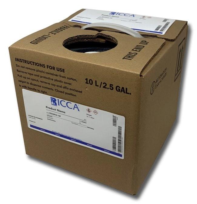 Formaldehyde, 10% (v/v) Buffered, pH 7.0, in Aqueous Phosphate Buffer, Ricca Chemical