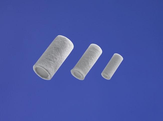 ROBU VitraPOR™Micro-Filter Candle, Cylindrical Shape Diameter: 6 mm; Length: 15 mm; Pore Size: 0 ROBU VitraPOR™Micro-Filter Candle, Cylindrical Shape
