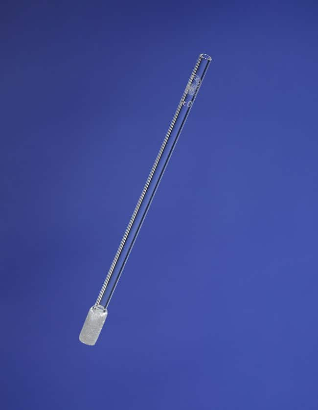 ROBU VitraPOR™Micro-Filter Candle with Glass Tube Diámetro: 13 mm; longitud: 25mm; Tamaño de poro: 2 ROBU VitraPOR™Micro-Filter Candle with Glass Tube