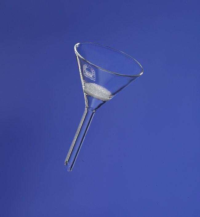 ROBU VitraPOR™Filter Funnel Capacidad: 25ml; tamaño de poro: 1 ROBU VitraPOR™Filter Funnel