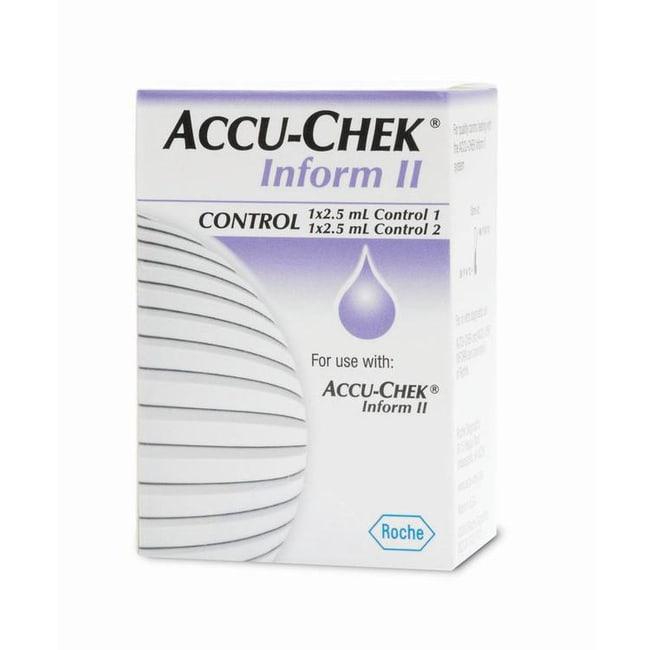 Roche DiagnosticsACCU-CHEK Inform II Test Strips ACCU-CHEK™ Inform
