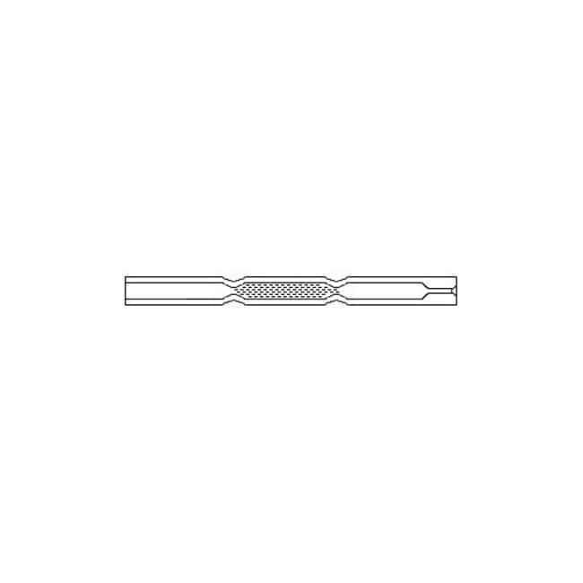 Trajan Varian Straight-Through Liner:Chromatography:Chromatography Supplies