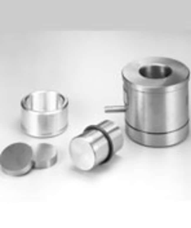 SPEX SamplePrep Xpress Accessories: Die Sets:Spectrophotometers, Refractometers