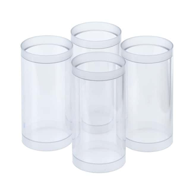 SPEX™ SamplePrep 6801 Large Grinding Vial Set Accessory, 6801C4 Large Polycarbonate Center Cylinder PC center cylinders, pack of 20, for 6801 SPEX™ SamplePrep 6801 Large Grinding Vial Set Accessory, 6801C4 Large Polycarbonate Center Cylinder