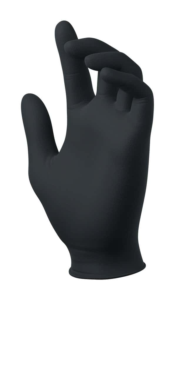 SWPowerForm Black Nitrile Gloves with EcoTek:Personal Protective Equipment:Hand