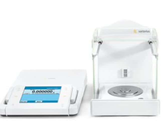 SartoriusCubis™ High-Capacity Micro Balance
