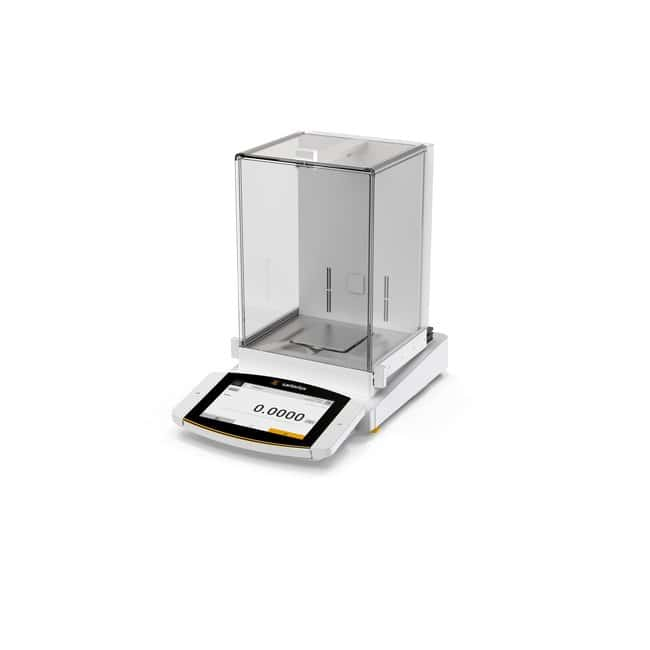 Sartorius Cubis II Analytical Balance, MCA User Interface MCA user interface;