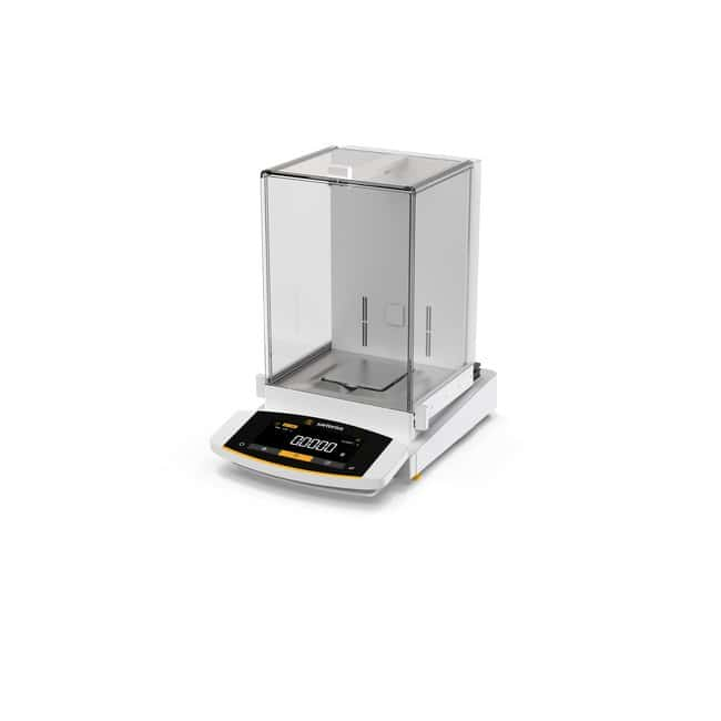 Sartorius Cubis II Analytical Balance, MCE User Interface MCE user interface;