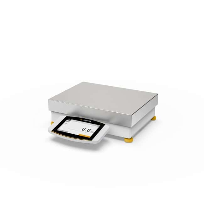 Sartorius Cubis II Precision High-Capacity Balance, MCA User Interface