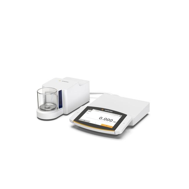 Sartorius Cubis II Micro Balance, MCA User Interface MCA user interface;