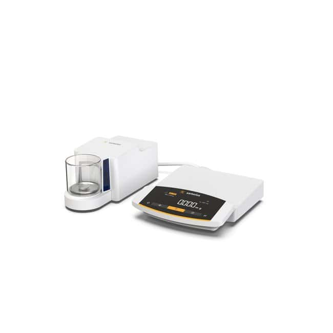 Sartorius Cubis™ II Micro Balance, MCE User Interface