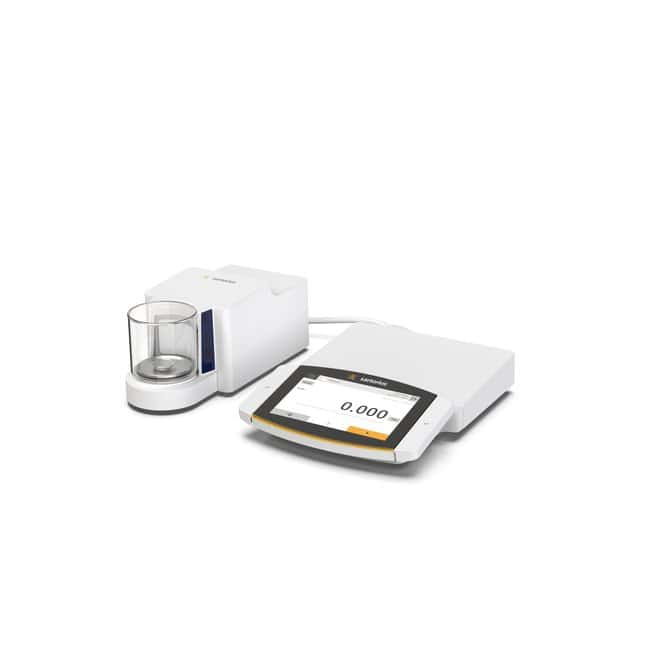 SartoriusCubis™ II Micro Balance, MCA User Interface