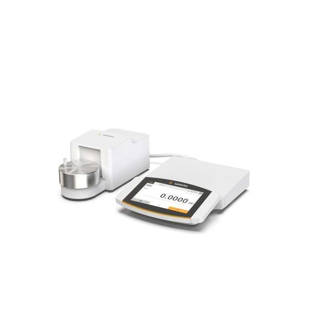 SartoriusCubis™ II Ultra-Micro Balance, MCA User Interface