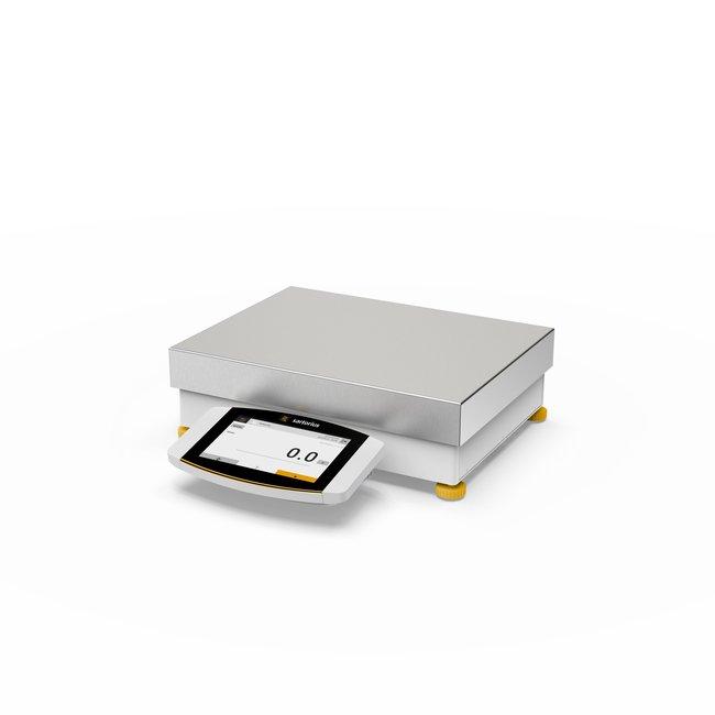 SartoriusCubis II Precision High-Capacity Balance, MCA User Interface -