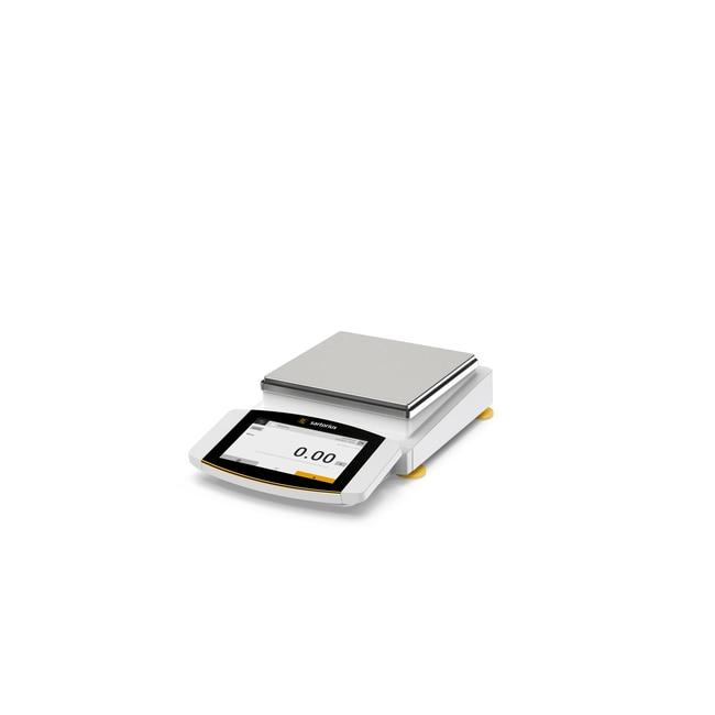 SartoriusCubis II Precision (2-place) Balance, MCA User Interface - PROMO:Balances