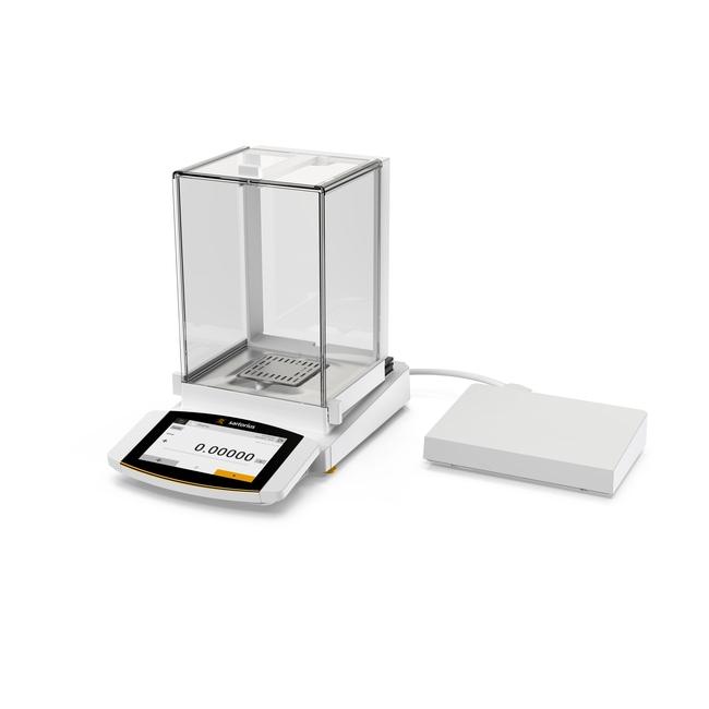 SartoriusCubis II Semi-Micro Balance, MCA User Interface - PROMO:Balances