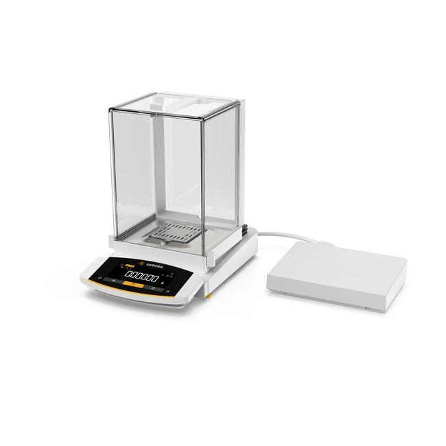 SartoriusCubis II Semi-Micro Balance, MCE User Interface - PROMO:Balances