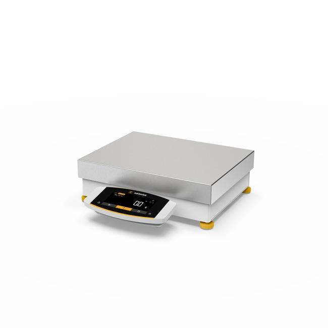 SartoriusCubis II Precision High-Capacity Balance, MCE User interface -