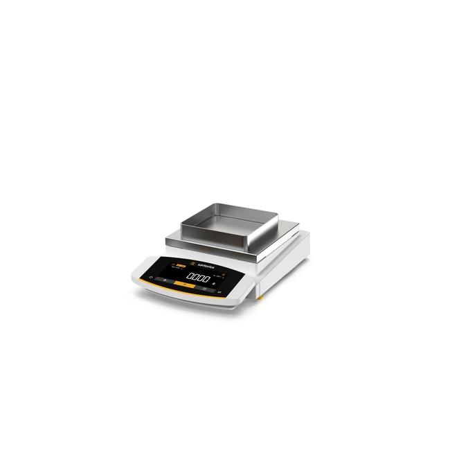 SartoriusCubis II Precision (3-place) Balance, MCE User Interface - PROMO:Balances