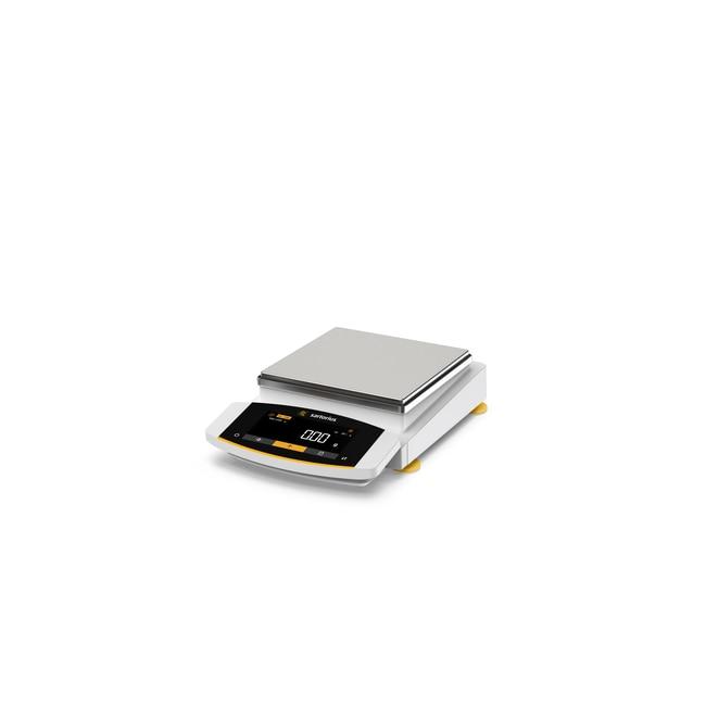 SartoriusCubis II Precision (2-place) Balance, MCE User Interface - PROMO:Balances