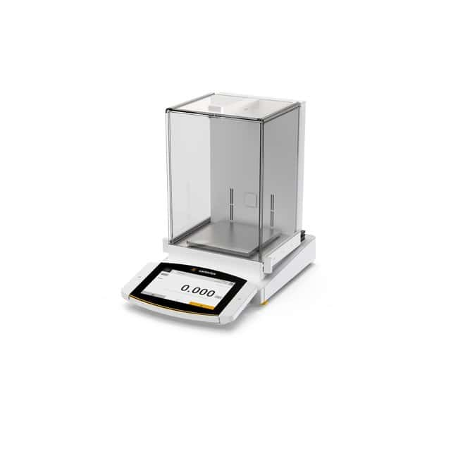 Sartorius Cubis II Precision (3-place) Balance, MCA User Interface MCA