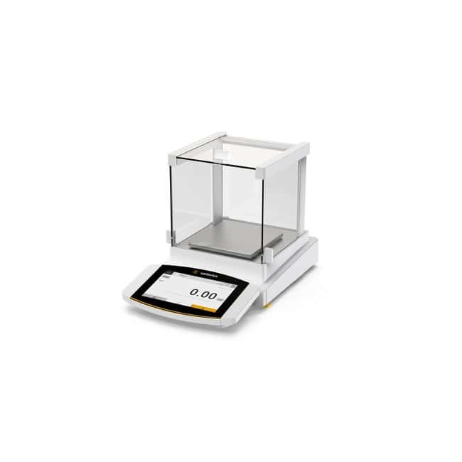 Sartorius Cubis II Precision (1-place) Balance, MCA Interface MCA User