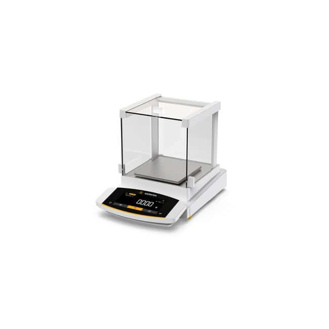 Sartorius Cubis II Precision (3-place) Balance, MCE User Interface MCE