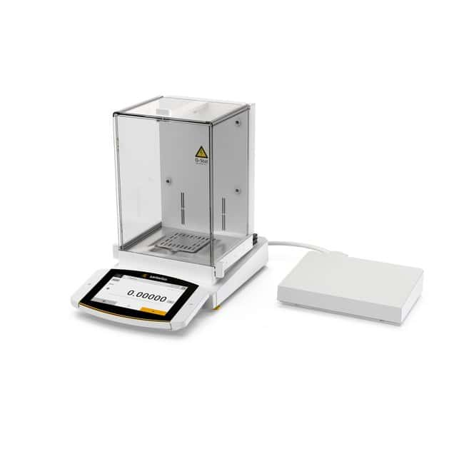 Sartorius Cubis II Semi-Micro Balance, MCA User Interface MCA user interface;