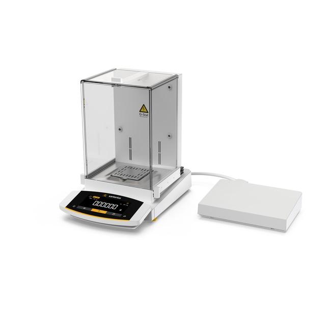 Sartorius Cubis II Semi-Micro Balance, MCE User Interface MCE User interface;