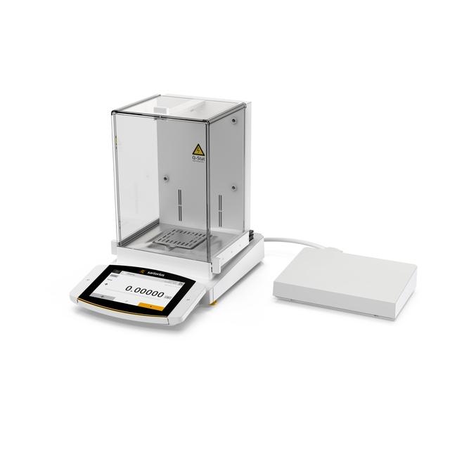 Sartorius Cubis II Semi-Micro Balance, MCA User Interface MCA user interface;