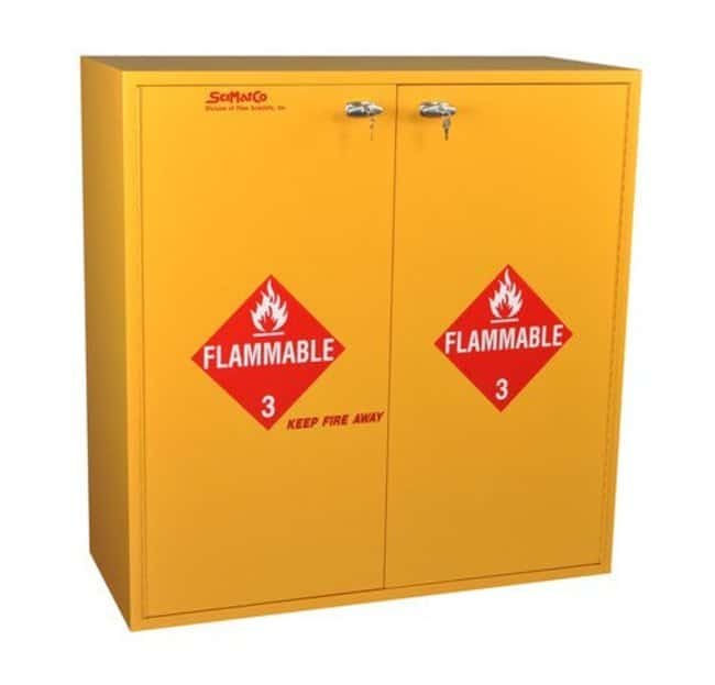 Scimatco 54 Gallon Flammables Storage Cabinet 54 Gallon