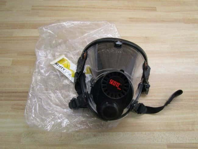 Scott SafetyFacepiece Parts:Personal Protective Equipment:Respiratory Protection