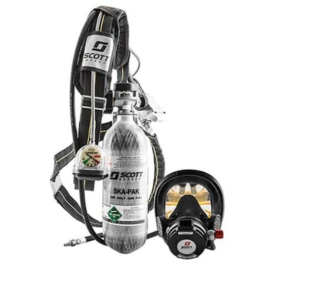 Scott SafetySKA-PAK Automatic Transfer Supplied Air Respirator:Personal