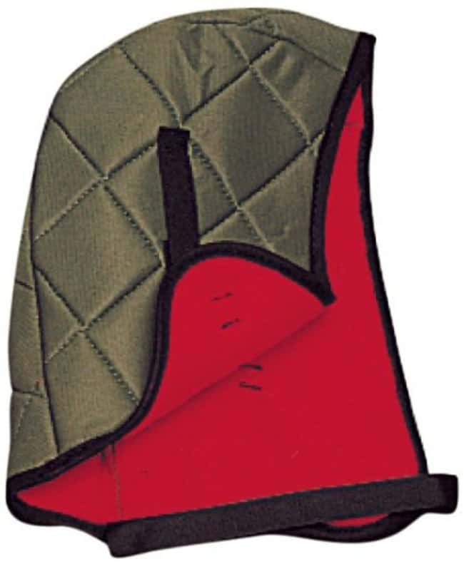 Sellstrom Winter Liners Green quilted cotton twill with fleece lining:Gloves,