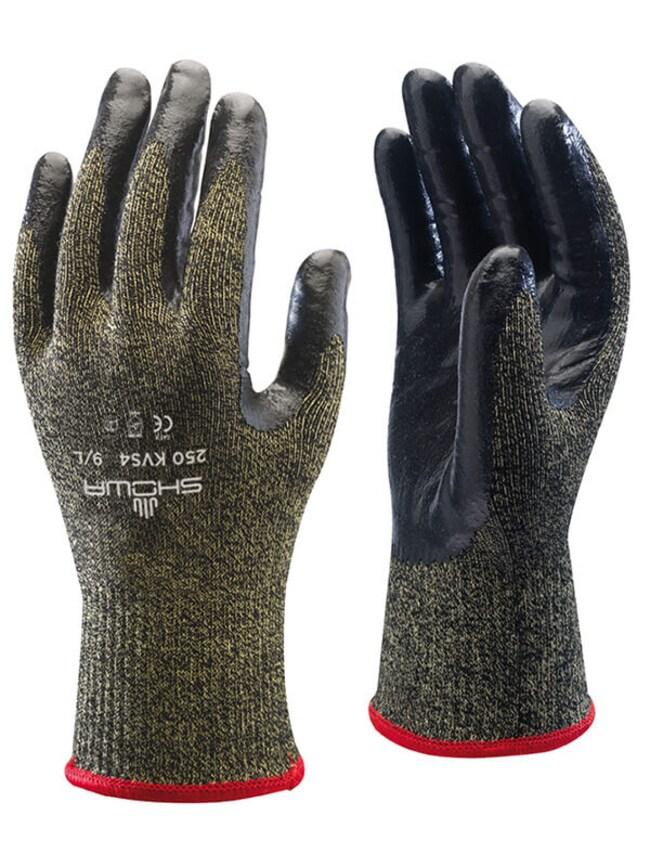 SHOWA AEGIS  KVS4 Cut-Resistant Gloves:Gloves, Glasses and Safety:Gloves