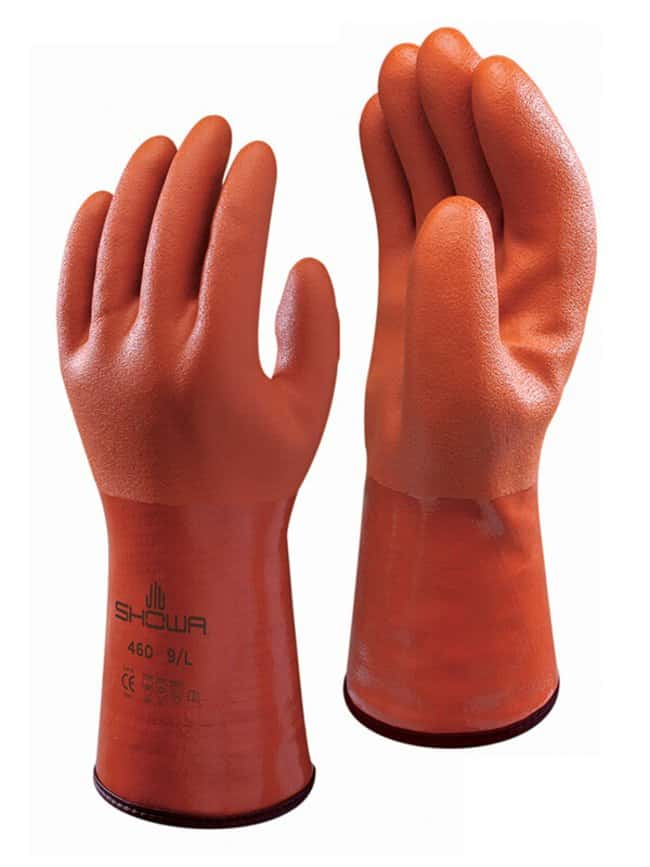 SHOWA Atlas 460 Double-Dipped Gloves:Gloves, Glasses and Safety:Gloves