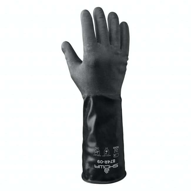 SHOWA™874 Series Chemical Resistant Butyl Gloves
