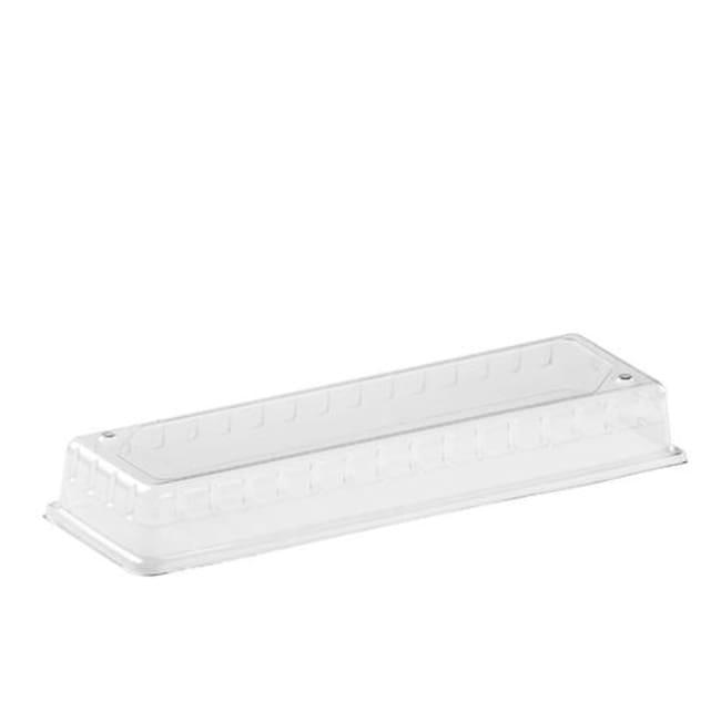 Simport ScientificS500-80 UniRack Universal Tube Racks Transparent Rack