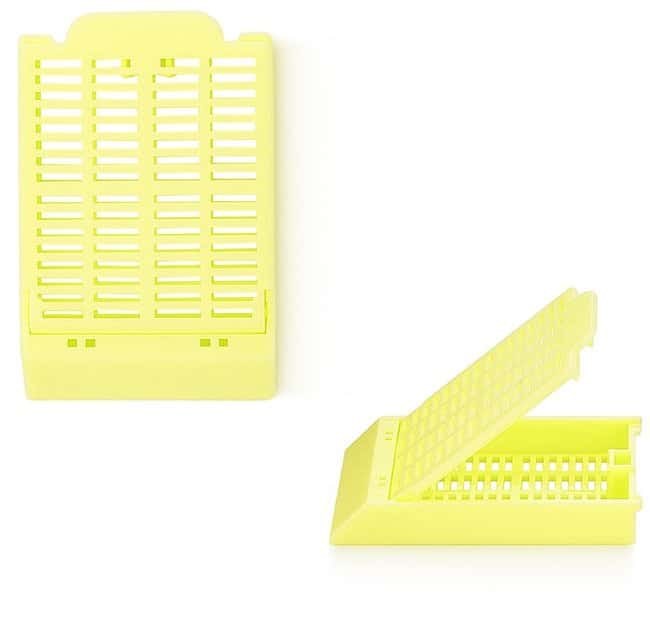 Simport™ Scientific Histosette™ II Tissue Processing/Embedding Cassette Yellow Simport™ Scientific Histosette™ II Tissue Processing/Embedding Cassette
