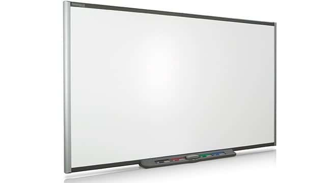 SMART Technologies Interactive White Board  LengthMetric: 197.3 cm:Teaching