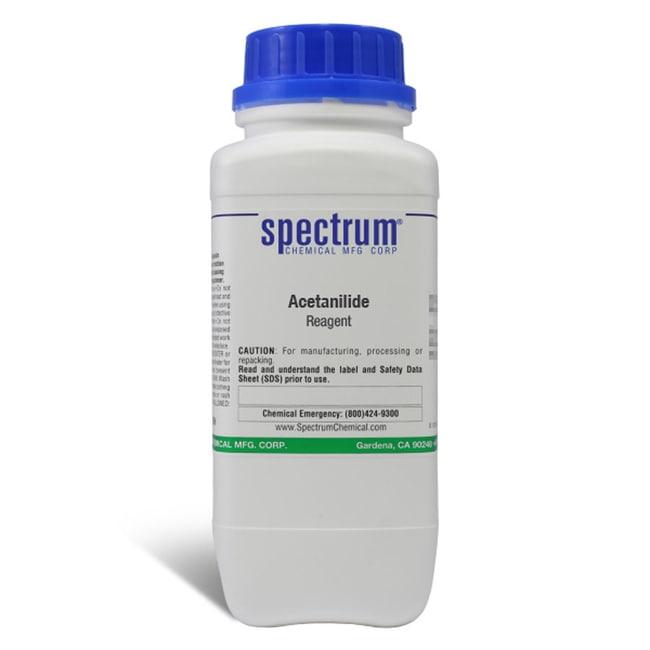 Acetanilide, 99%, Spectrum